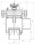 Мембранное быстродействующее сбросное устройство (МБСУ)