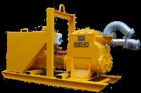 Аренда установки водопонижения GEHO ZD-900 electro